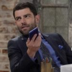Max Greenfield as Eli Wolff -- (Photo by Chris Haston/NBC)