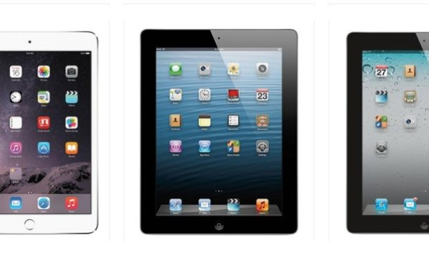 Refurbished Apple iPads