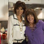 . (ABC/Michael Ansell) LISA RINNA, PATRICIA HEATON