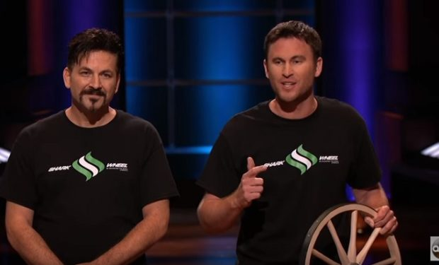 Shark Wheel on Shark Tank ABC