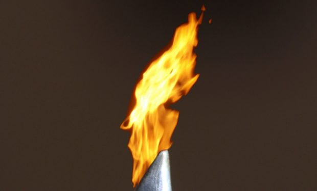Olympic Torch flame