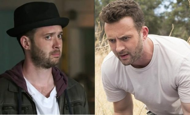 Toby on Scorpion now and then