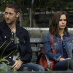 Ryan Eggold, Ana Nogueira The Blacklist NBC