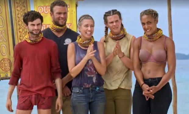 Yellow tribe Survivor CBS