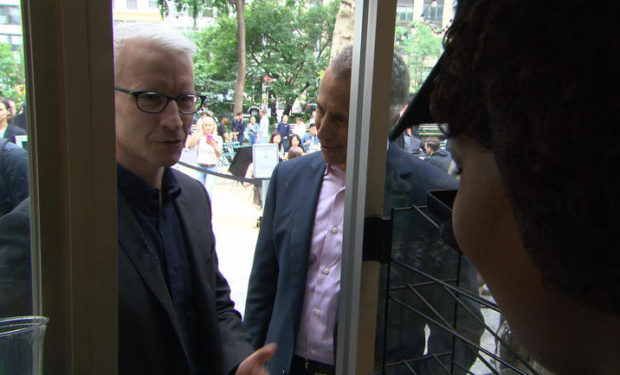 Anderson Cooper, Danny Meyer, 60 Minutes CBS