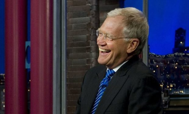 Al Franken Largely Cut From David Letterman's Mark Twain Award Gala