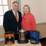 Jose Andres Hillary Clinton public domain