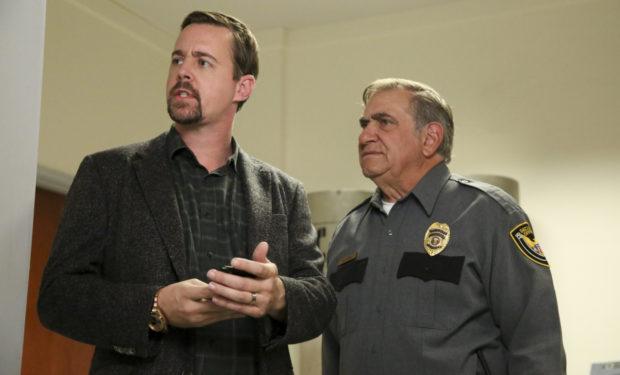Sean Murray Dan Lauria NCIS CBS