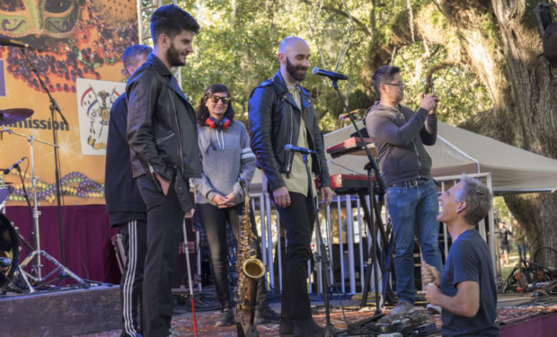 X Ambassadors on NCIS New Orleans CBS