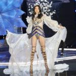 Ming Xi Victorias Secret model