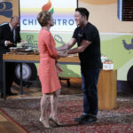 Chilantro on Shark Tank Corcoran