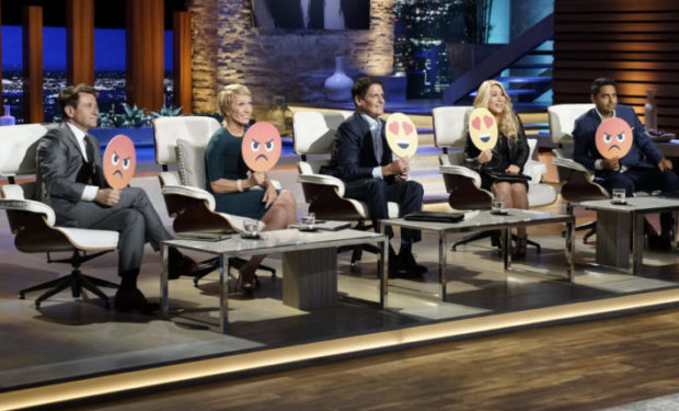 shark tank dating app