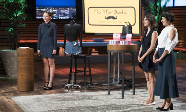No Mo-Stache on Shark Tank ABC