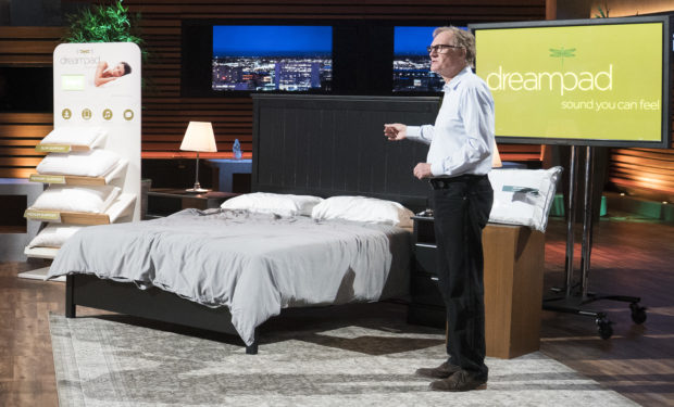 Dreampad on Shark Tank ABC
