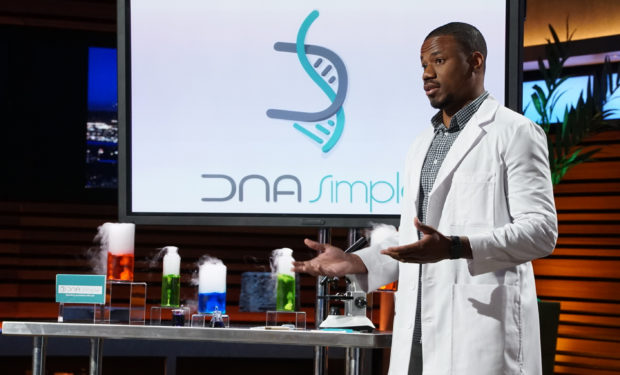 DNA Simple on Shark Tank