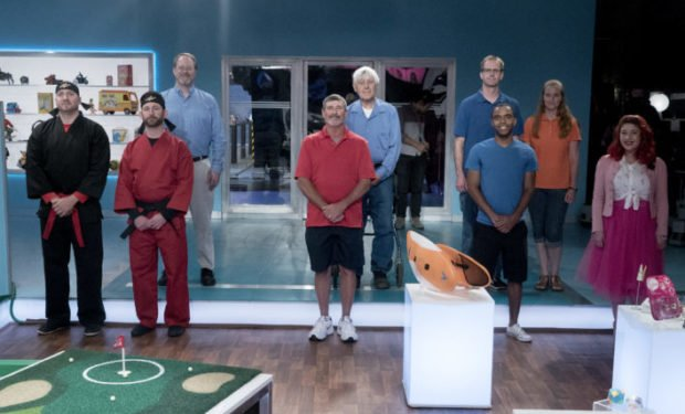 The Toy Box Season 2 Finalists