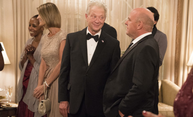 Jeff perry Dean Norris Scandal