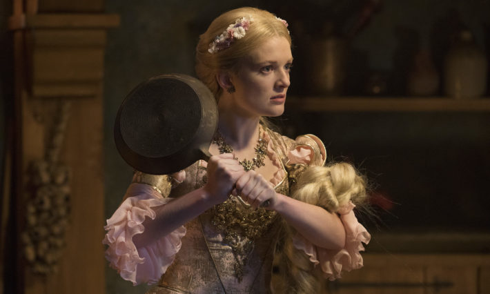 who is rapunzel on �once upon a time�