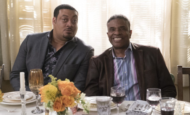 Speechless Keith David guest star