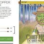Chief Hopper Double India Pale Ale from Short's Brew in Michigan
