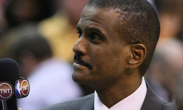 TNT NBATV Basketball reporter David Aldridge