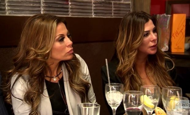 Dolores Siggy Real Housewives of NJ Bravo