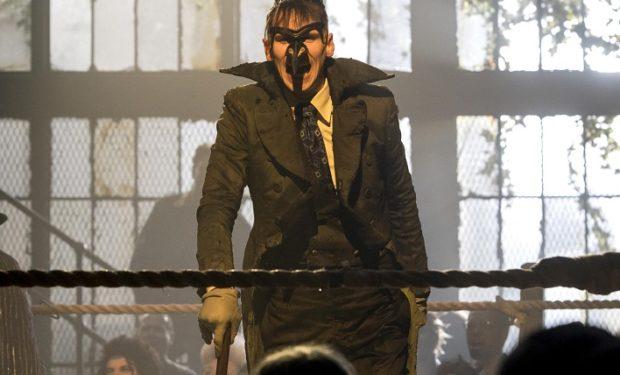 Nygma as Penguin on Gotham FOX