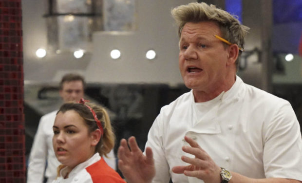Hells Kitchen Gordon Ramsay FOX