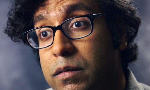 Brilliant comedian Hari_Kondabolu maker of The Problem with Apu,