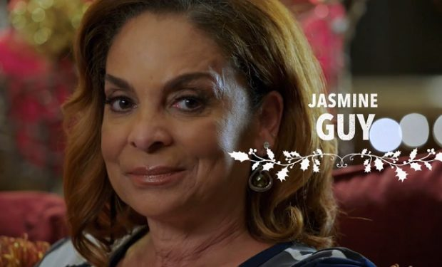 Jasmine Guy Lifetime Wrapped up in Christmas