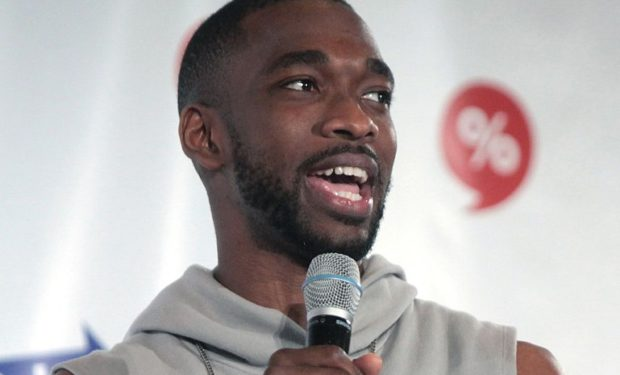 Jay_Pharoah stars in White Famous based on Jamie Foxx's Hollywood experiences