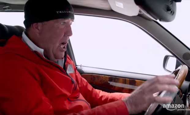 Jeremy Clarkson The Grand Tour Season 2 Amazon Trailer