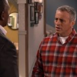 Jonathan Adams Matt LeBlanc Man with a Plan CBS