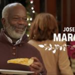 Joseph marcell Wrapped Up in CHristmas