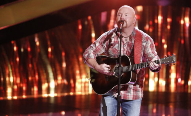 Red Marlow The Voice NBC