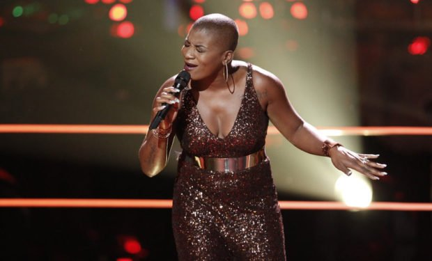 Janice Freeman on The Voice 13