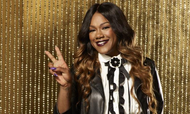 Keisha Renee on The Voice