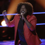 Davon on The Voice
