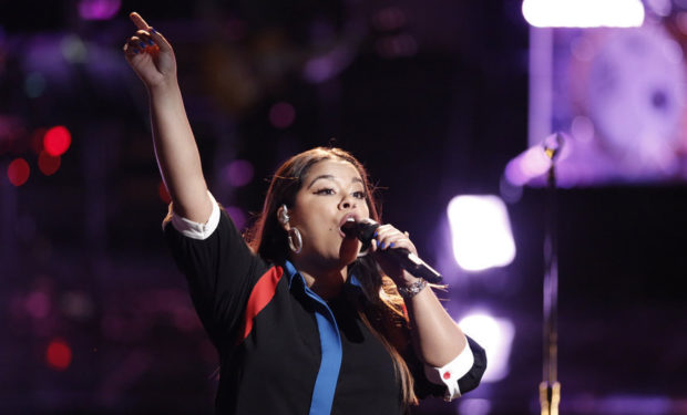 Brooke Simpson The Voice