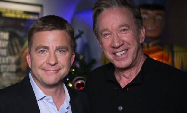 Peter Billingsley Tim Allen Christmas ABC