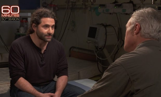 Syrian American Medical Society on 60 Minutes CBS