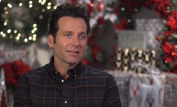Eion Bailey for Switched For Christmas Hallmark/Crown Media