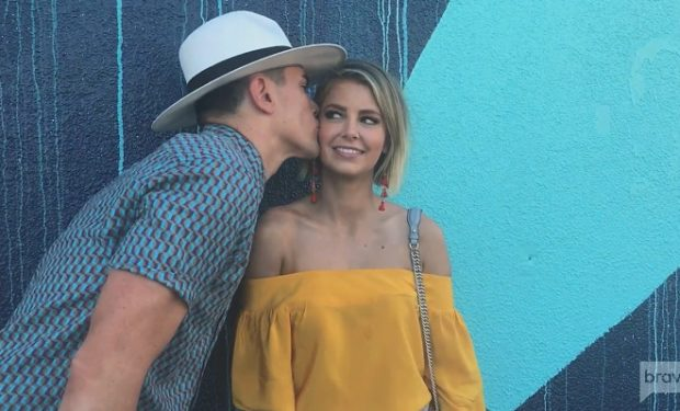 Tom and Adriana Vanderpump Rules Season 8 Bravo