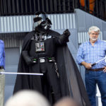 Bob Iger, Darth Vader, George Lucas