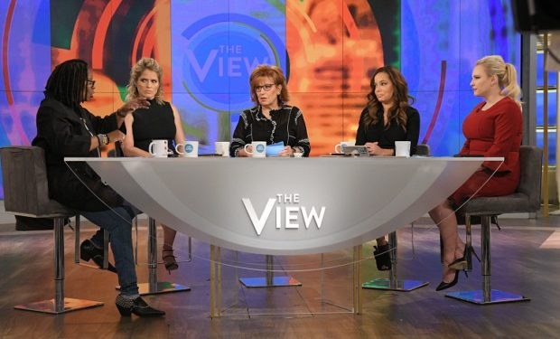 Whoopi Goldberg brings the discussion on The View