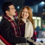 David Alpay Alicia Witt Mistletoe Inn