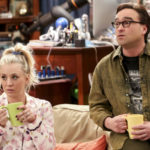 Big Bang Theory Cuoco Galecki