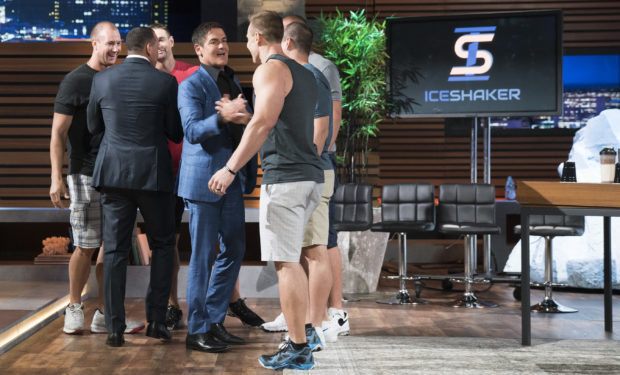 Ice Shaker on Shark Tank ABC