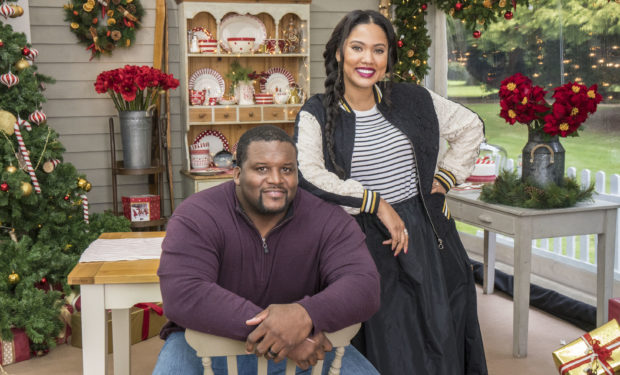 Adams Curry on American Baking Show ABC
