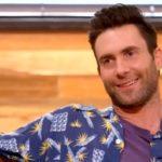 Adam Levine The Voice Season 13 NBC